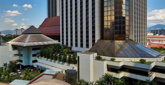 吉隆坡斯麗太平洋飯店 - 吉隆坡 - 建築