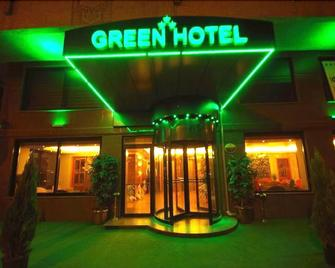Green Rize Hotel - Rize - Building