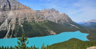 Best Western Plus Siding 29 Lodge - Banff - Cảnh ngoài trời