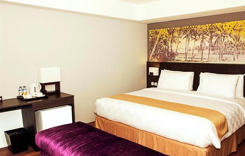 Hardys Rofa Hotel & Spa - Legian - Kuta - Bedroom