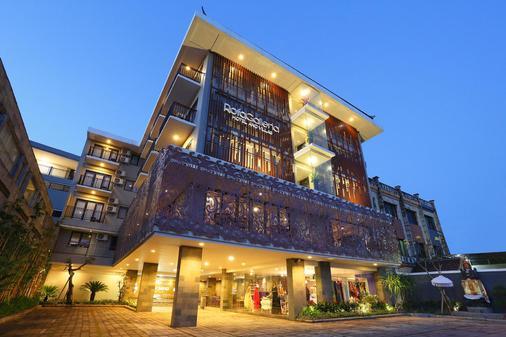 Hardys Rofa Hotel & Spa - Legian - Kuta - Building