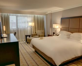 Crowne Plaza Knoxville Downtown University - Knoxville - Slaapkamer