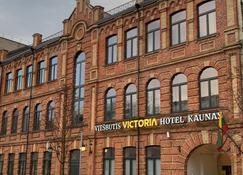 Victoria Hotel Kaunas - Kauen - Gebäude