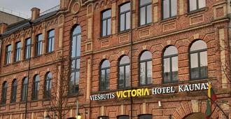 Victoria Hotel Kaunas - קאונאס - בניין
