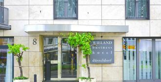 Business Wieland Hotel - Düsseldorf - Building