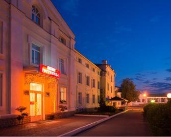 Sokol Hotel Suzdal - Susdal - Gebäude