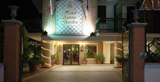 Aurora Garden Hotel - Rome - Building