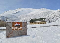 Hotel Hualum - Los Molles - Bâtiment
