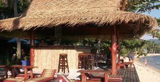 Coco Garden Resort - Ko Pha Ngan - Patio