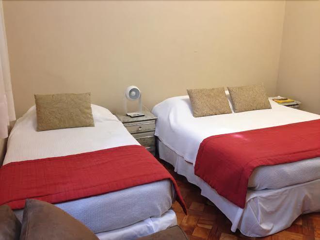 巴利阿里酒店 - 聖地牙哥 - 聖地亞哥 - 臥室