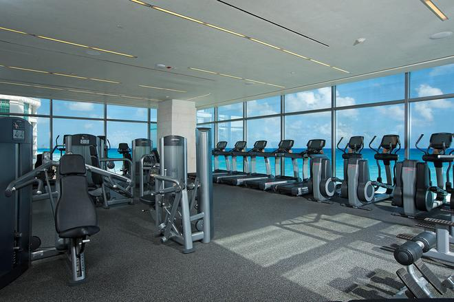 Secrets The Vine Cancun Adults Only - Cancún - Gym