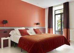 Don Cecilio Guesthouse - San Sebastian - Bedroom