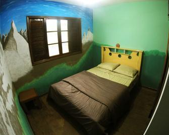 Luna Hostel - São Bento do Sapucaí - Bedroom