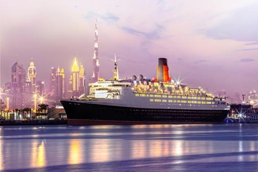 伊莉莎白女王 2 號飯店 - 杜拜 - 景點