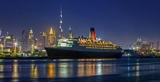 Queen Elizabeth 2 Hotel - Dubai - Building
