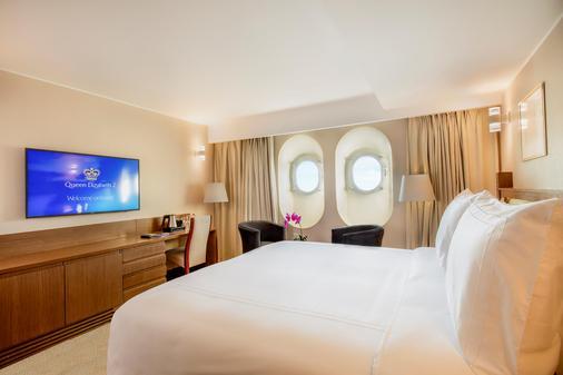 伊莉莎白女王 2 號飯店 - 杜拜 - 臥室
