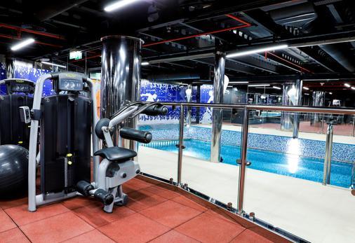伊莉莎白女王 2 號飯店 - 杜拜 - 健身房