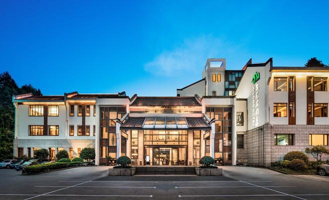 Jiuhua Mountain Julong Hotel - Jiuhua - Building