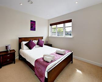 Flexi-Lets Wallis Square - Farnborough - Slaapkamer