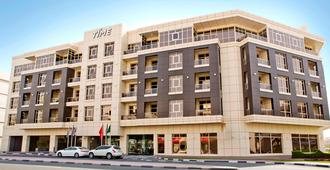 TIME Grand Plaza Hotel - Dubai - Gebouw