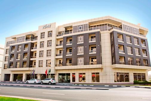 TIME Grand Plaza Hotel - Dubai - Building