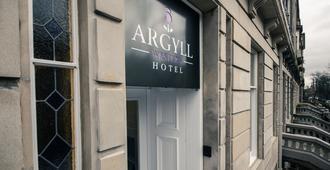 Argyll Western Hotel - Glasgow - Outdoor view
