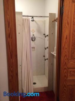 Casa Magnolia B & B - St. Louis - Phòng tắm