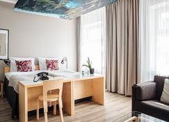 Hotel Helka - Helsinki - Living room