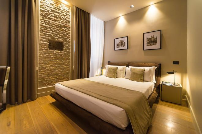 Campo Marzio Luxury Suites - Rom - Schlafzimmer