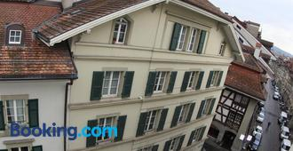 Bern Backpackers Hotel Glocke - Берн - Здание