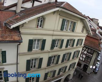 Bern Backpackers Hotel Glocke - Берн - Building