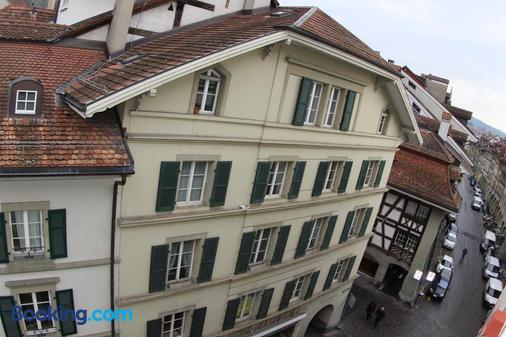 Bern Backpackers Hotel Glocke - Bern - Building