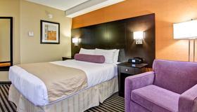 Best Western Plus Toronto North York Hotel & Suites - Toronto - Soveværelse