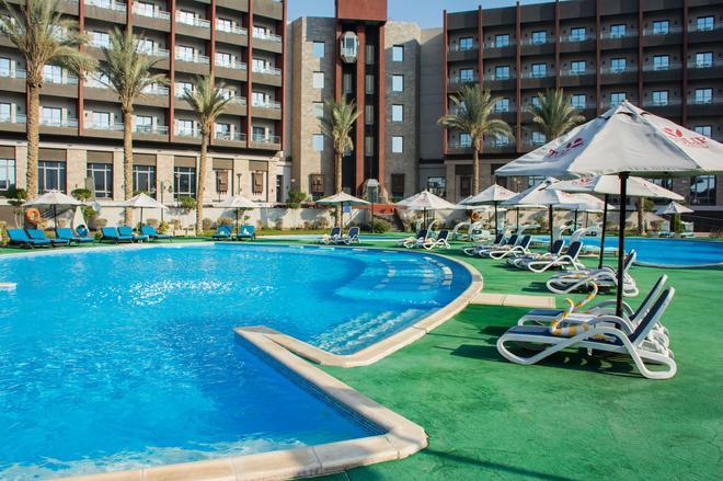 Jewel Sports City and Aqua Park (Ex. Tolip) - Cairo - Pool