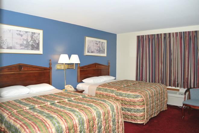 Royal Inn- Hudson - Hudson - Bedroom