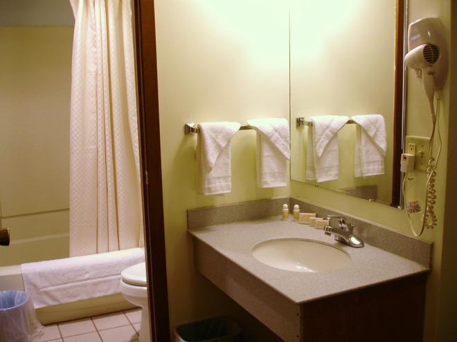 Royal Inn- Hudson - Hudson - Bathroom