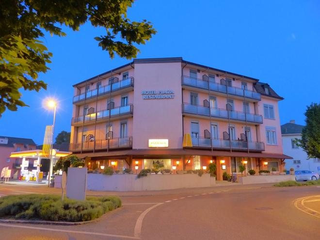 Hotel Plaza - Kreuzlingen - Building
