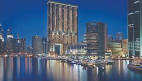 Address Dubai Marina - Dubai - Vista externa
