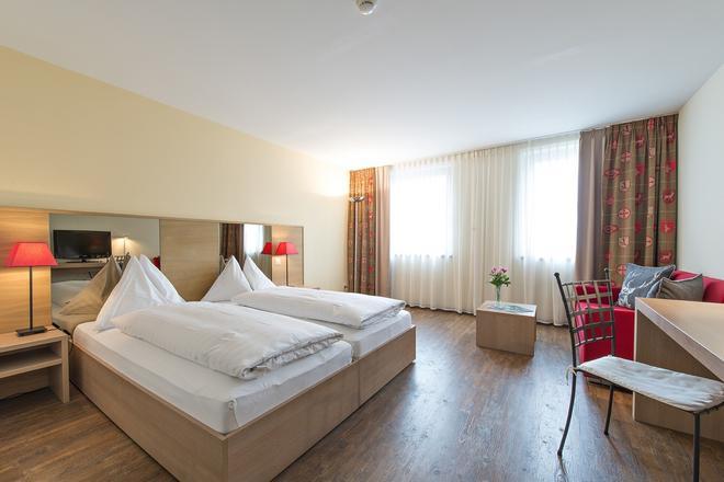 皮茲聖莫里茨酒店 - 聖莫里茨 - 臥室