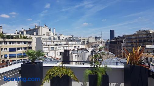 Les Jardins de Mademoiselle Hotel & Spa - Paris - Ban công