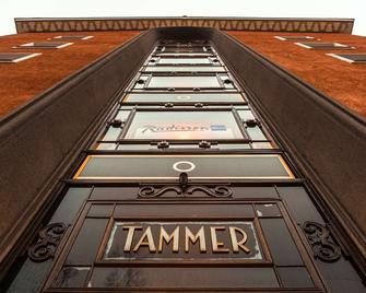 Radisson Blu Grand Hotel Tammer, Tampere - Tampere - Gebouw