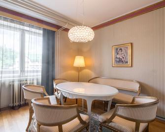 Radisson Blu Grand Hotel Tammer, Tampere - ตัมเปเร - ห้องอาหาร