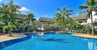 First Bungalow Beach Resort - Koh Samui - Piscina
