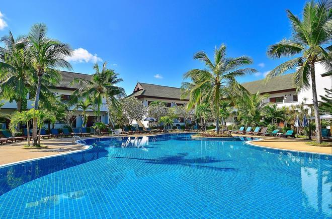 第一平房海灘度假酒店 - 蘇梅島 - 蘇梅島 - 游泳池
