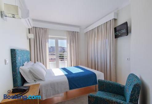 Hotel D. Dinis - Leiria - Bedroom