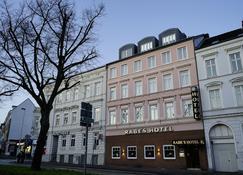 Rabes Hotel Kiel am Hauptbahnhof - Kiel - Building