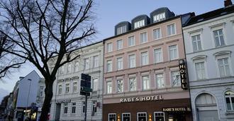 Rabes Hotel Kiel am Hauptbahnhof - Kiel - Edificio