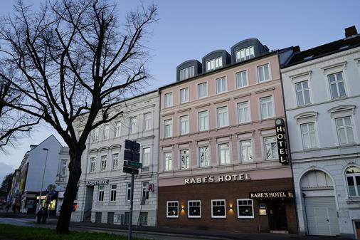Rabes Hotel Kiel Am Hauptbahnhof - Kiel - Toà nhà