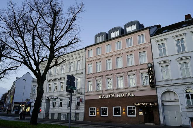 Rabes Hotel Kiel Am Hauptbahnhof - Kiel - Rakennus