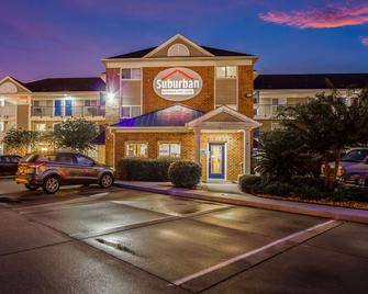 Suburban Extended Stay Hotel Biloxi North Area - D'Iberville - Gebouw